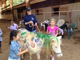 Save the Horses - Pony Parties - Save the Horses Horse Rescue-Human